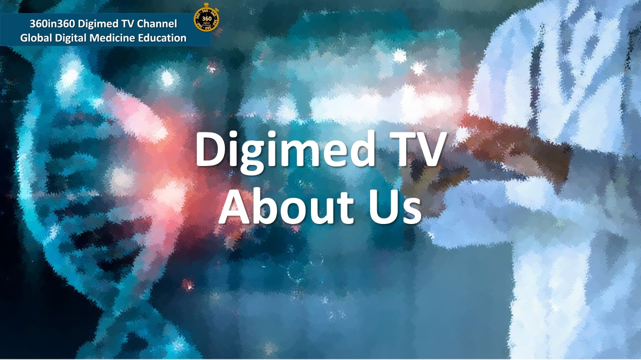 Click here to learn more about Digimed TV and its aspirations