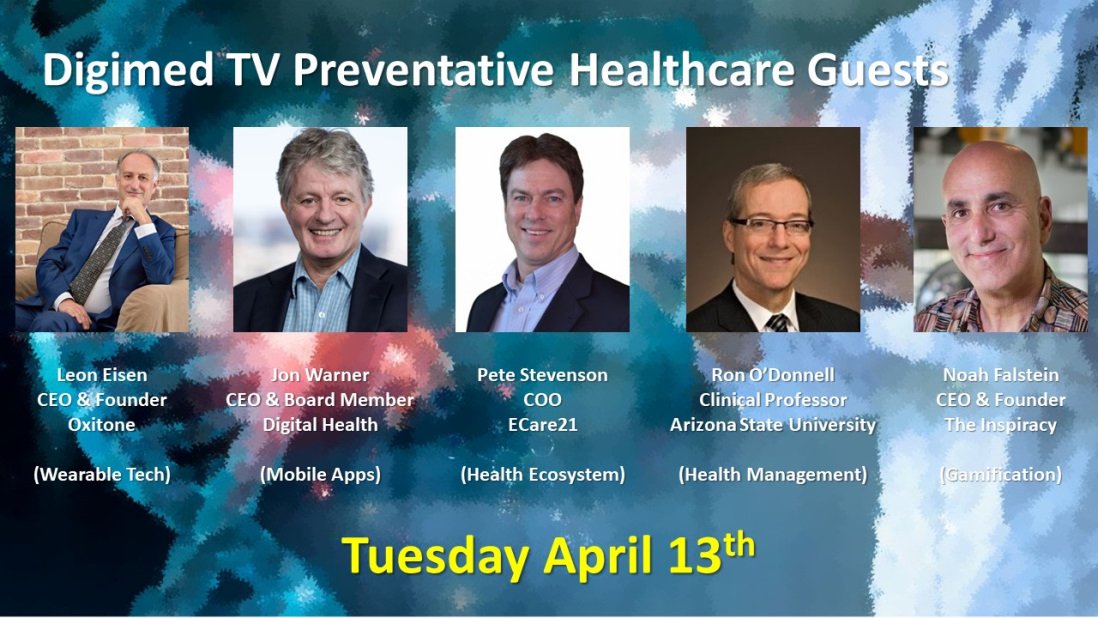 Click here to view the archived Americas recording on preventative healthcare of April 13th 2021