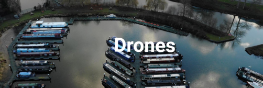 Drone Immersive Experiences Services and Applications - 360 degree photos, videos and interactive augmented virtual reality tours