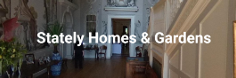 360in360 Stately Homes and Gardens Immersive Experiences Services and Applications - 360 degree photos, videos and interactive augmented virtual reality tours