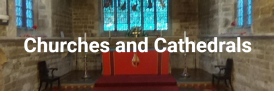 Churches and Cathedrals Immersive Experiences - 360 degree photos, videos and interactive augmented virtual reality tours